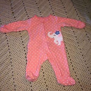 Carters onesie
